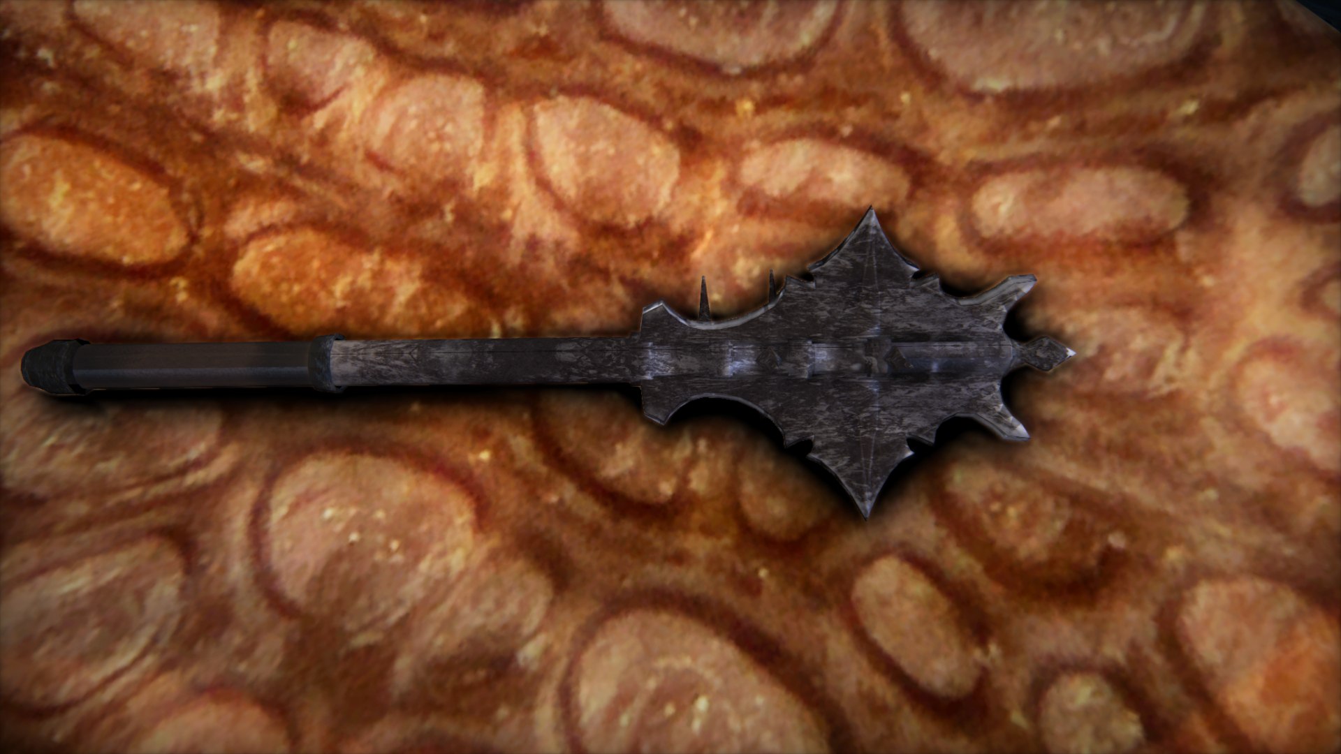 Mace of molag bal replacer