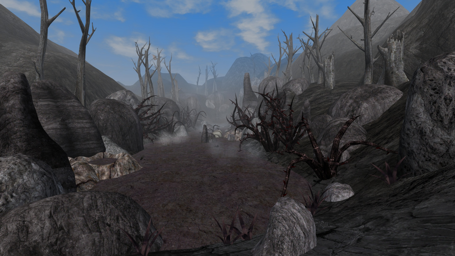 453 Faces of Veloth - The Ash Mire