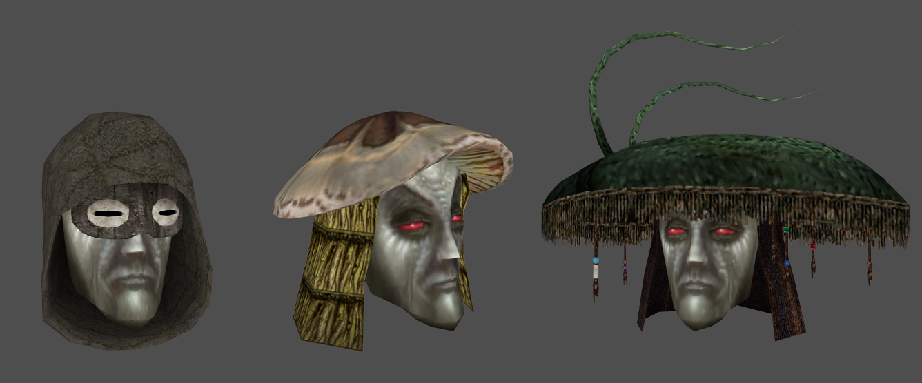 WIP - Even More Hats