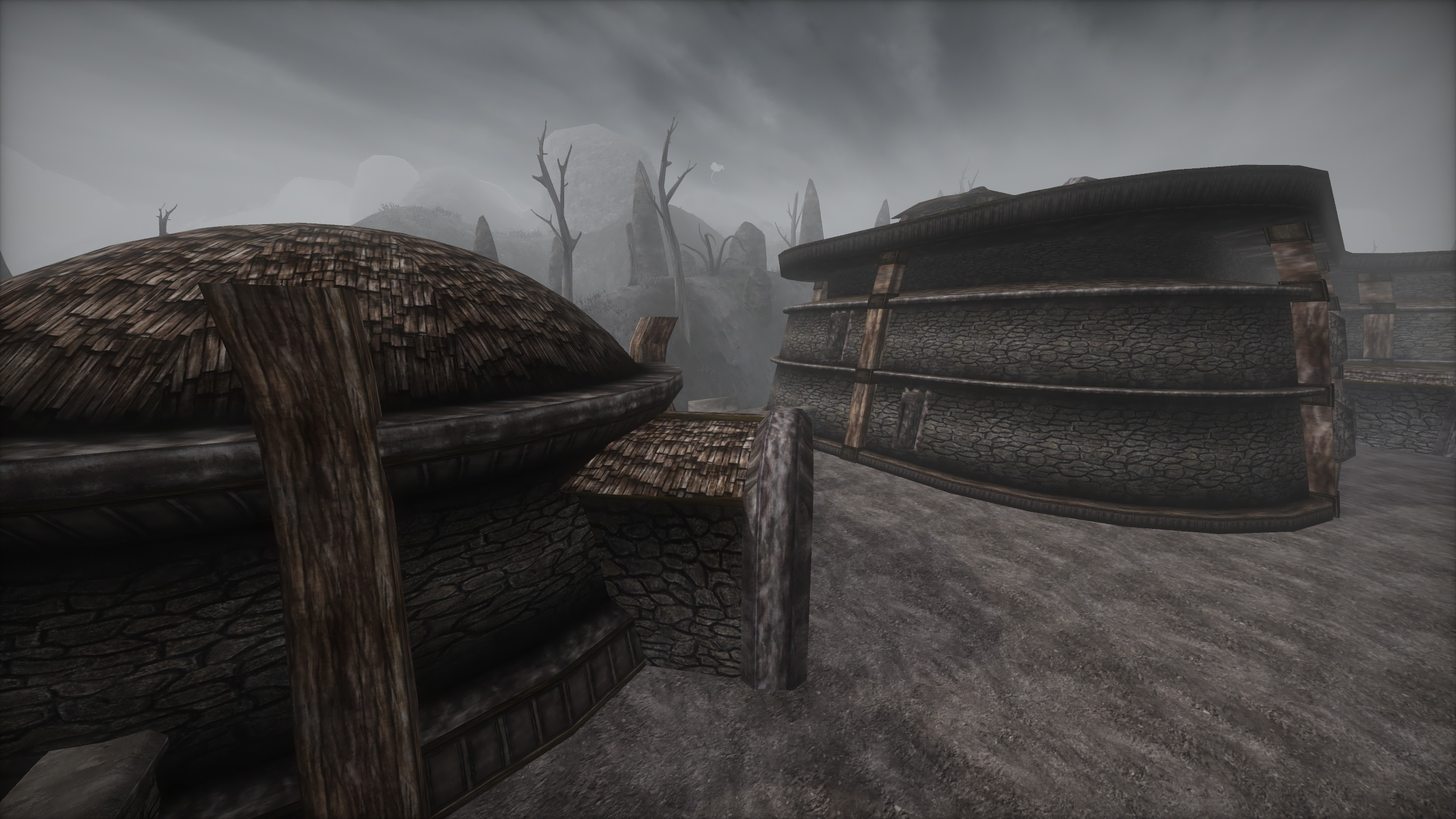 Stronghold retexture wip