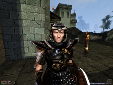 Imperial Guard in Ebonheart