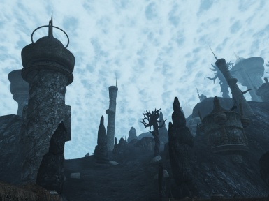 Outside Arkngthand