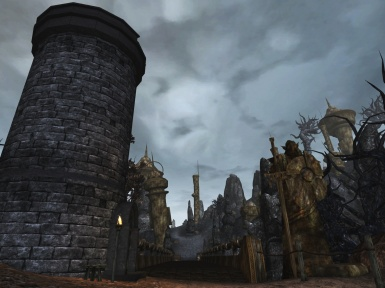 Outside Arkngthand 2