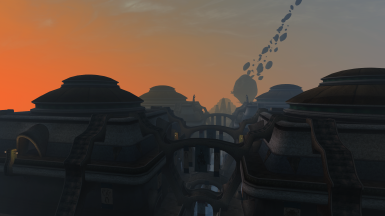 The majesty of Vivec