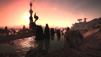 Tamriel Rebuilt_The Symphony_mgeXE Shader Fun