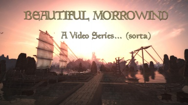 Beautiful Morrowind