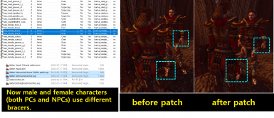 DMRA patch plugin for Better Morrowind Armor plugin file