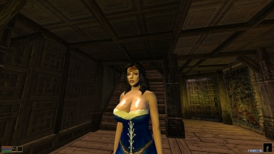Korana's BB Long Dresses Remastered for OpenMW