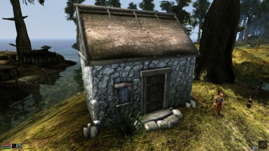 Some skyrim textures for imperial houses