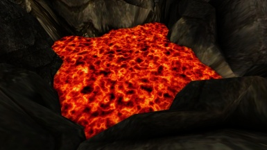 What do you think of this lava retexture