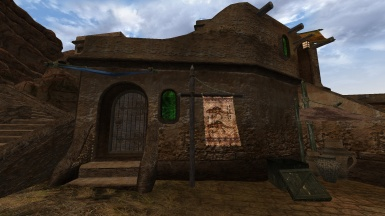 OpenMW normal map and parallax test