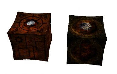 New Cubes and New Textures for Old Cube