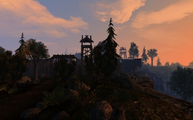 Skyrim - Watchtowers of Karthgad
