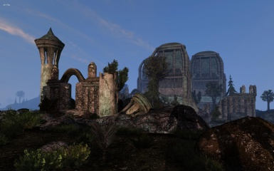 Skyrim - Direnni Ruins of the Druadach