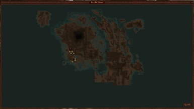 Tamriel Rebuilt Map 3 world map