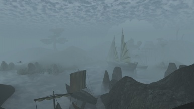 Vos in the fog