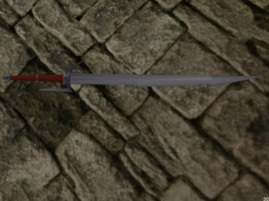 Witcher 3 'ish sword