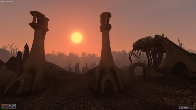 Towers of Ald Ruhn