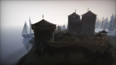 Better Imperial Fort - Fort Frostmoth
