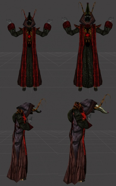 Robed Ash Poet - Old and New