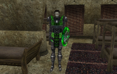 Imperial Glass Armor