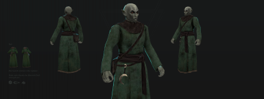 Robe replacer update