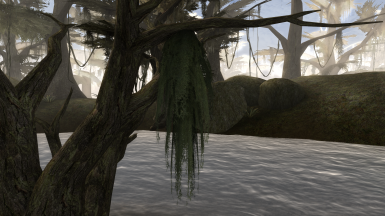 Epic Plants - 3D Spanish moss of Bitter Coast available
