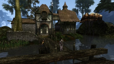Morrowind overhaul graphics