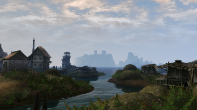 Seyda Neen without trees