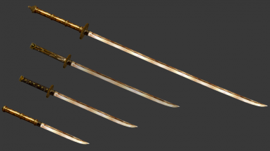 on the way to the next update for dwarven oriental weapon mod