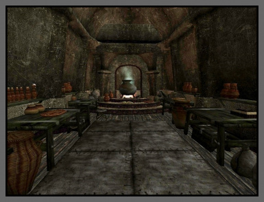 Alchemical laboratory for the Mages Guild 1