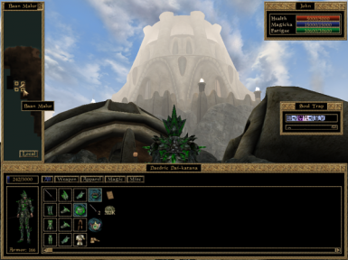 Code Patch Map issue withe the Morrowind Launcherexe