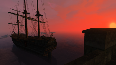 Ebonheart Sunset