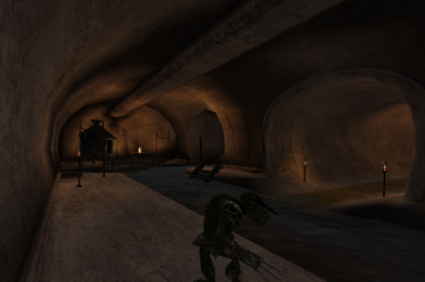 ModTown 2015 Sewers Goblin Tunnels