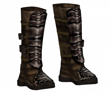 Unique Boots of Blinding Speed