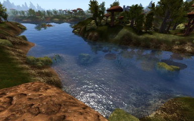 Landscape of Morrowind part 22