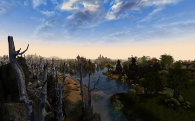 Landscape of Morrowind part 24