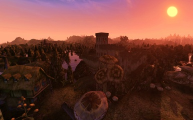 Landscape of Morrowind part 26