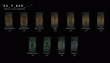 Index - Banners - Vivec - Small