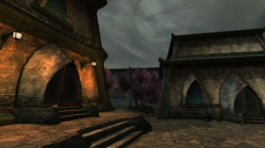 Mournhold retexture WIP