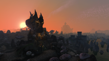 Sunrise in Sadrith Mora
