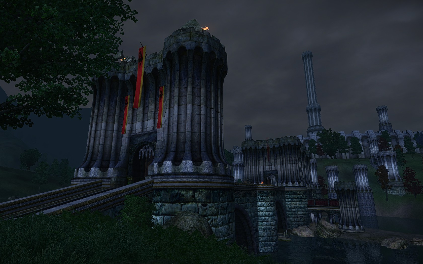 Talos Bridge Gatehouse