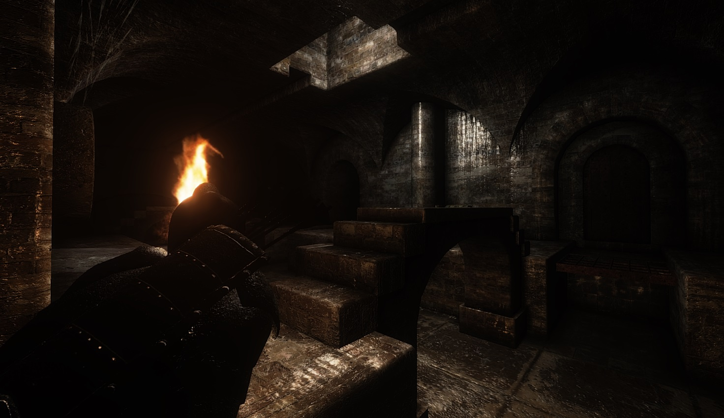 Exploring Imperial City Sewer