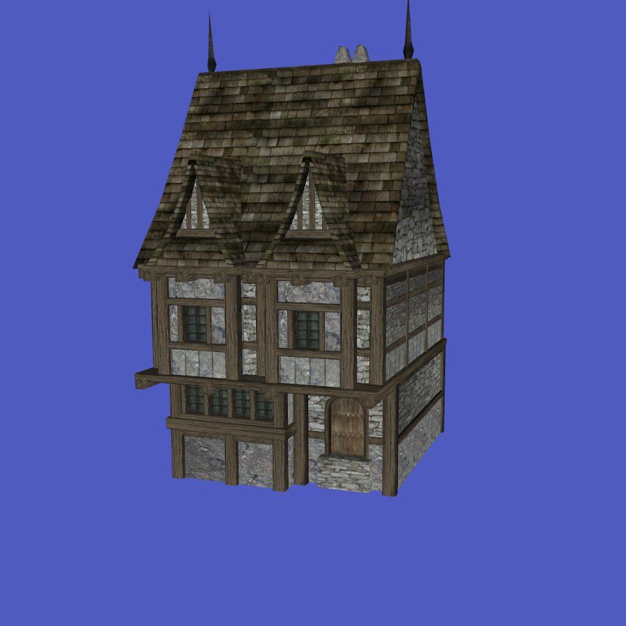 Kvatch Lower Class House Alternate 2