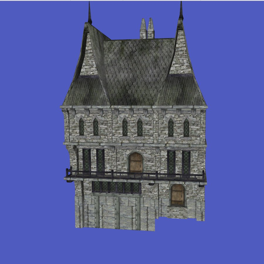 Possible Kvatch Middle Class House