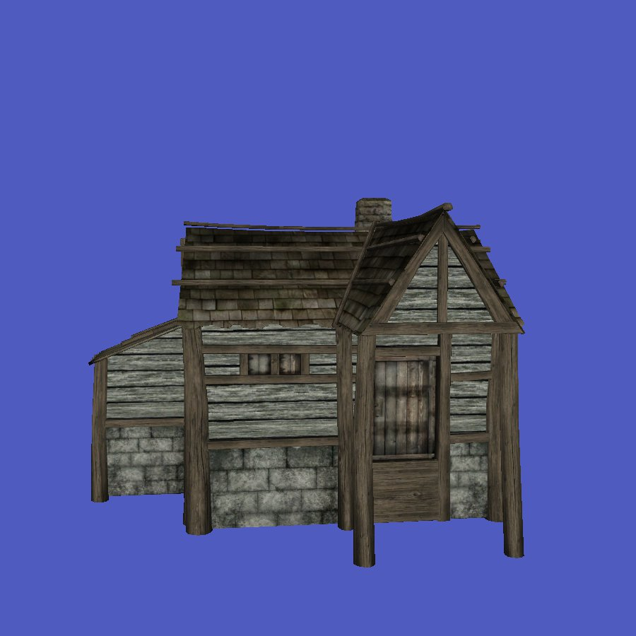 Possible Kvatch Lower Class Farm House