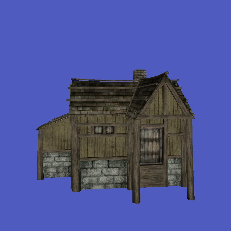 Kvatch Lower Class Farm House Alternate