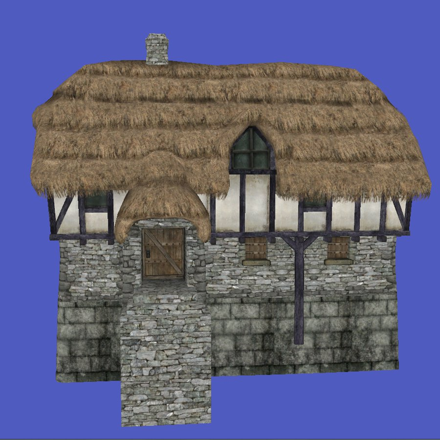 Possible Kvatch Farmhouse