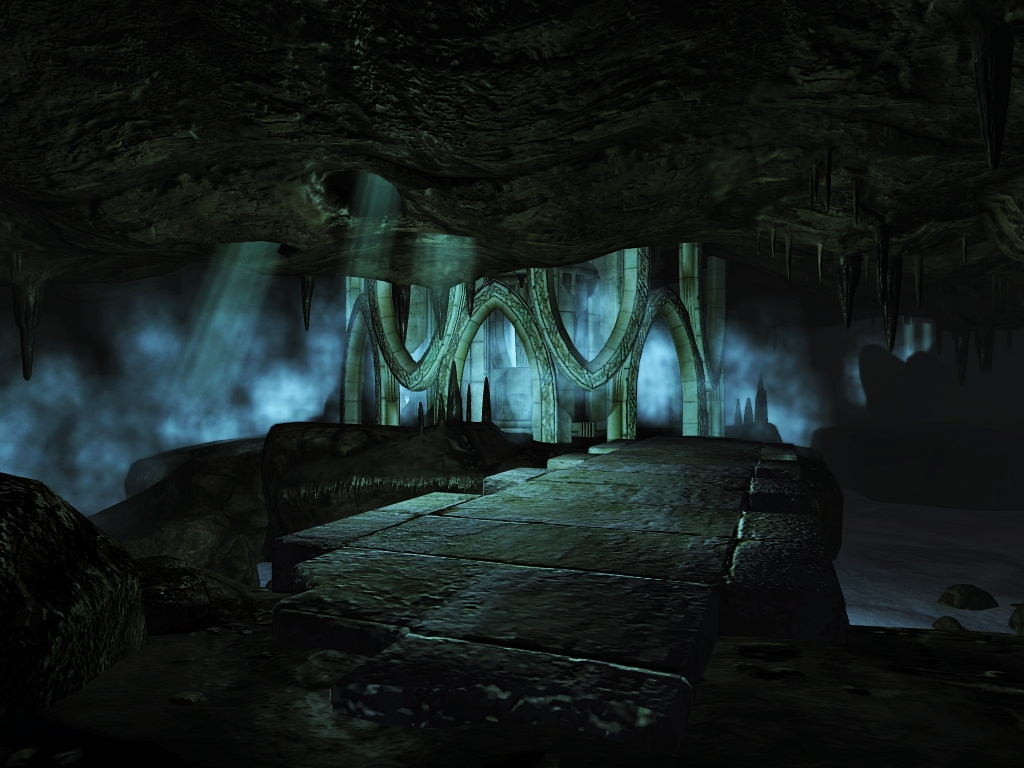 The Ice Tower - Gerophor Vault