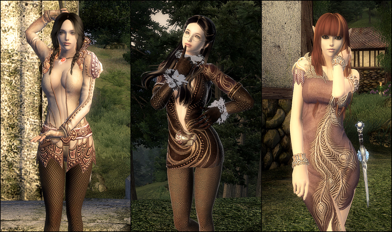 Tera Robe Collection 5 at Oblivion Nexus - mods and community
